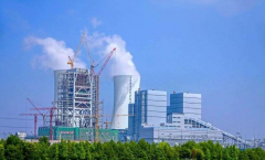 厦门电厂高温耐磨涂料施工案例