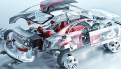 汽车零部件陶瓷涂料涂层